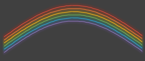 Rainbow Charts in Excel