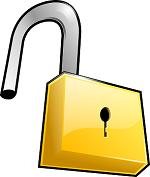 avoin lukko
