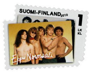 Suomalaiset postimerkit PowerBI:ssä
