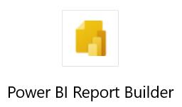 pbi report builder logo